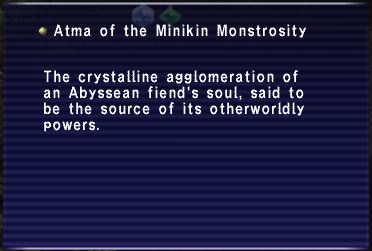 MinikinMonstrosity