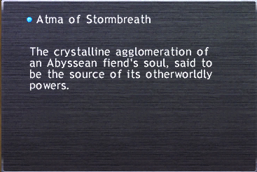 Atma of Stormbreath