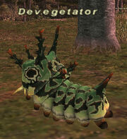 Devegetator