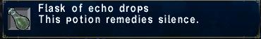 Echo Drops