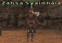 Zahsa Syalmhaia (A)