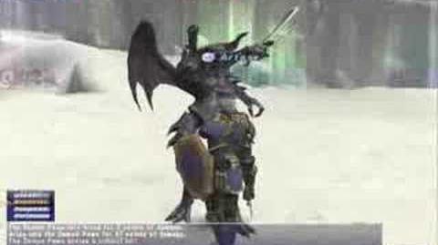 FFXI Savage Blade