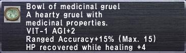 Medicinal Gruel