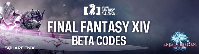 Final Fantasy Beta Chronicles Header