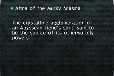Atma of the Murky Miasma