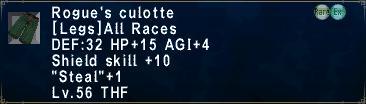 RoguesCulotte