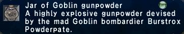 Goblin Gunpowder