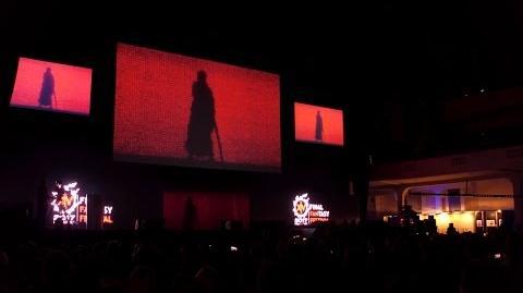 FINAL FANTASY XIV at Fan Festival 2017 in Frankfurt