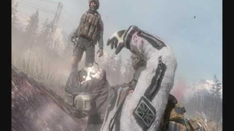 Modern Warfare 2 - Shepherd's Betrayal HD Cut Scene