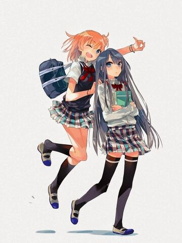 File:Winnie and Gwen Anime.jpg