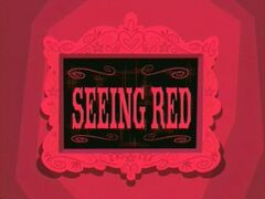 Seeing Red title card