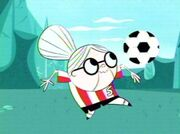 Madame Foster-soccer
