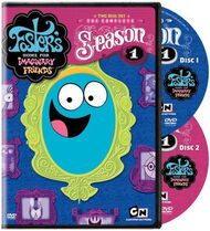 Foster's Home for Imaginary Friends Season 1 DVD