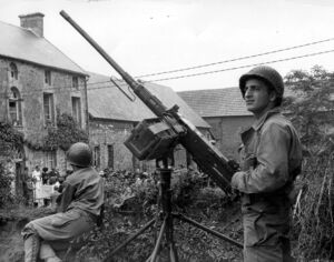 Browning M2HB Normandy