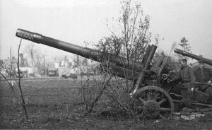 152 mm howitzer M1937 (ML-20)