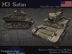 M3 Satan