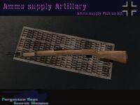 ArtillerySup