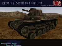 Type 97 Shinhoto Chi-Ha