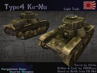 Type 4 Ke-Nu