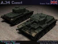 A34 Comet
