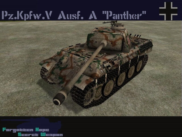 File:Panther Ausf. A.jpg