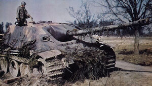 Jagdpanther photo