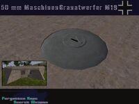 Maschinengranatwerfer M19