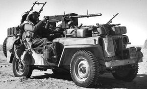 Willys MB SAS (GB)