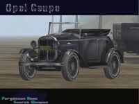 Opel Coup