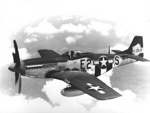 P-51D photo