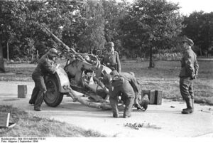 2 cm Flak 30 Mobile (germany)