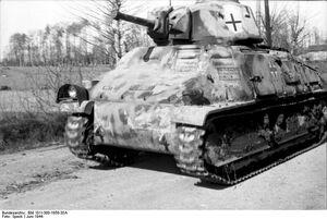 Panzerkampfwagen 739