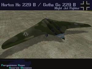 Gotha Go 229 B