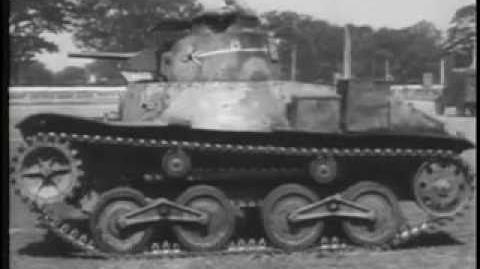 Japanese Type 95 Light Tank Evaluation