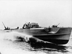 Schnellboot S-28