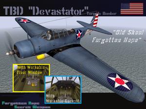 "Douglas TBD-1 ""Devastator"""