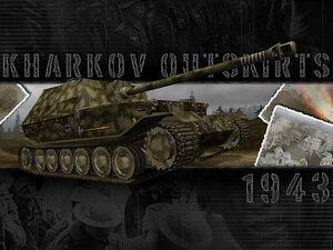Kharkov Outskirts