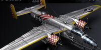"North American B-25 ""Mitchell"""
