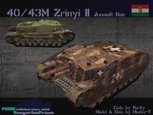 40-43M Zrinyi II