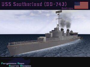 USS Southerland