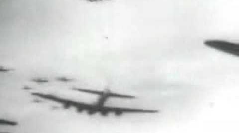 Me-262s Shooting down B-17s