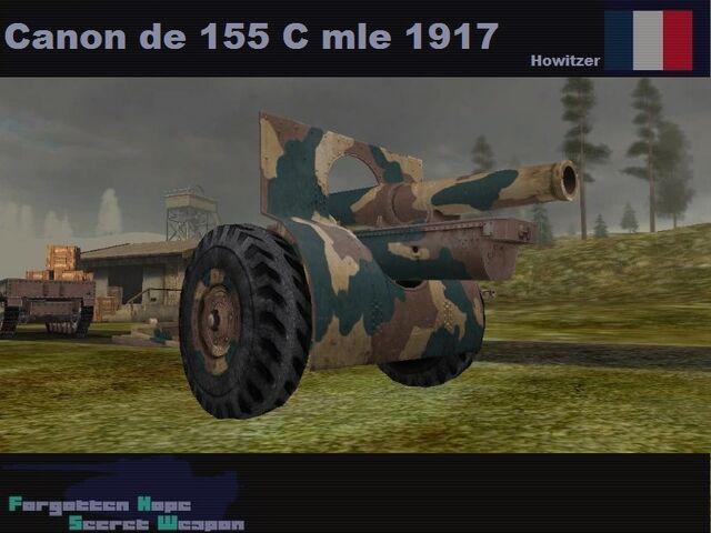 File:Canon de 155 C modèle 1917 Schneider.jpg