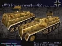 Panzerwerfer42