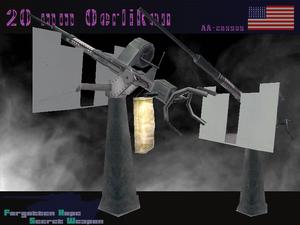 20mm Oerlikon