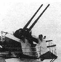 GUN GR 10.5cm 65cal SK C33 Dop L C31 twin