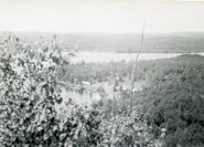 Whitefish Lake Ranger camp 67