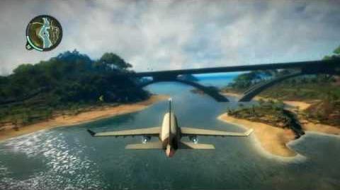 Panau Air flight