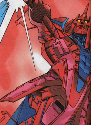 Lord Marvel Amalgam Comics