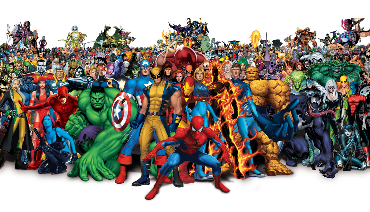 Marvel Comics Strongest Beings
