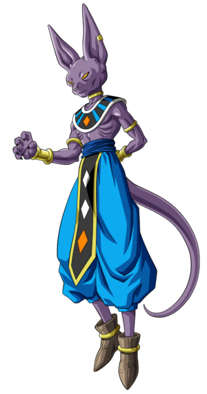 Beerus Dragon Ball Z